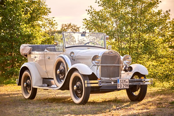 Ford Model A Phaeton 1929
